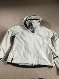 Musto ladies cream coat