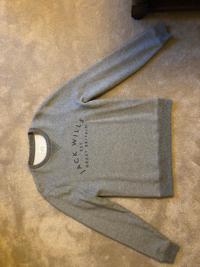 Jack Wills Sweatshirt Medium BNWT