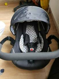 Baby car seat Silver Cross