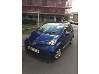 TOYOTA AYGO 1.0L REALIABLE LITTLE CAR