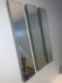 Feature mirror 3 piece