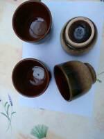 4 Schüsselchen Keramik  neu unbenutzt zu verkaufen VHS Baden-Württemberg - Schwäbisch Gmünd Vorschau