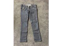 Ladies size 8 skinny jeans