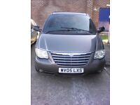 Chrysler Grand Voyager 2.8 CRD Limited 5dr Auto