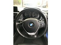 BMW F20 1 Series Steering Wheel M135i Multi Function M Sport (Includes Airbag)