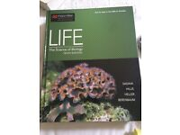 Life the science of biology 10th edition £20 Brand new hardback Sadava et al