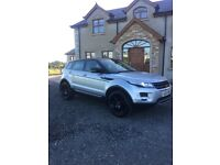 Range Rover Evoque, Immaculate condition, Low Mileage, FSH