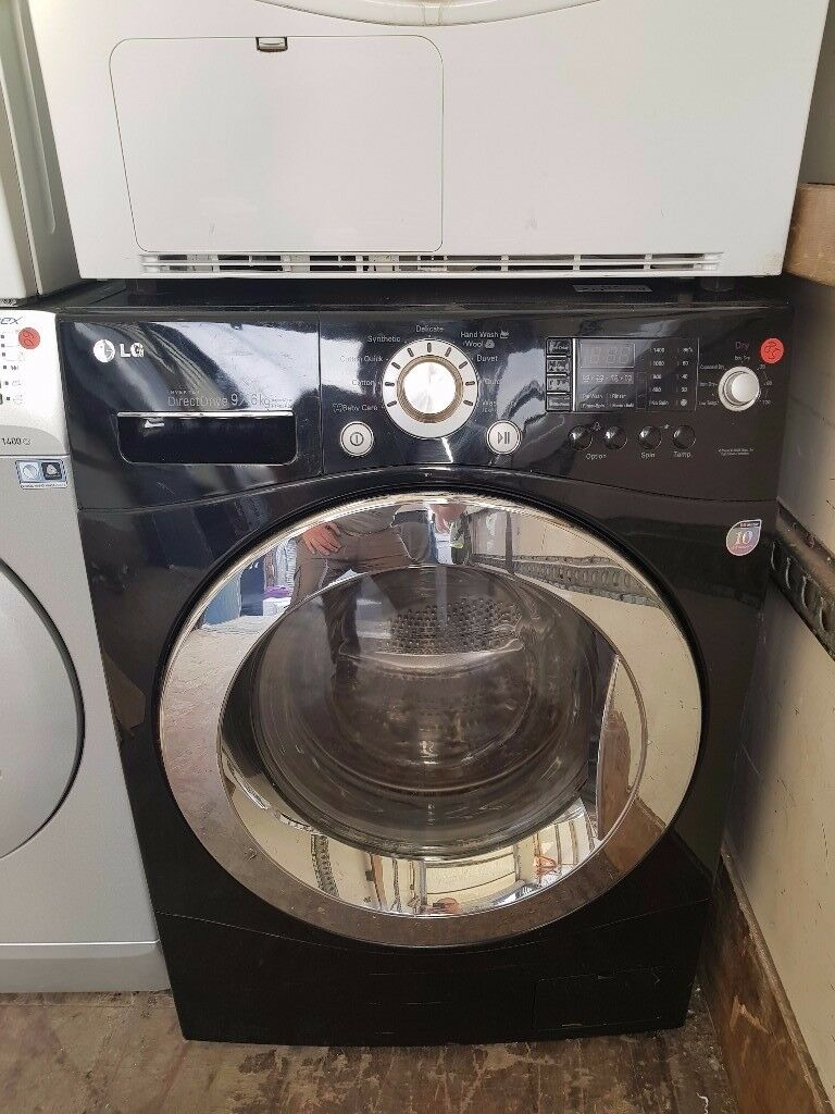 LG Washer/Dryer (9kg) (6 Month Warranty)