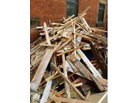 Free Timber / Fire wood for collection