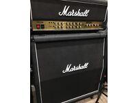 Marshall Guitar Amplifier - TSL100 Head & Cab