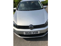 2010 VW Golf 2.0 TDi 140 5 dr 108000 miles. FSH MOT April 2019, recent service, new tyres discs,pads