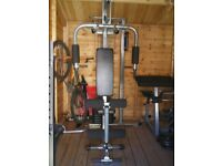 MULTIFUNCTION HOME GYM Collection Only