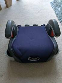 Graco car boaster seat