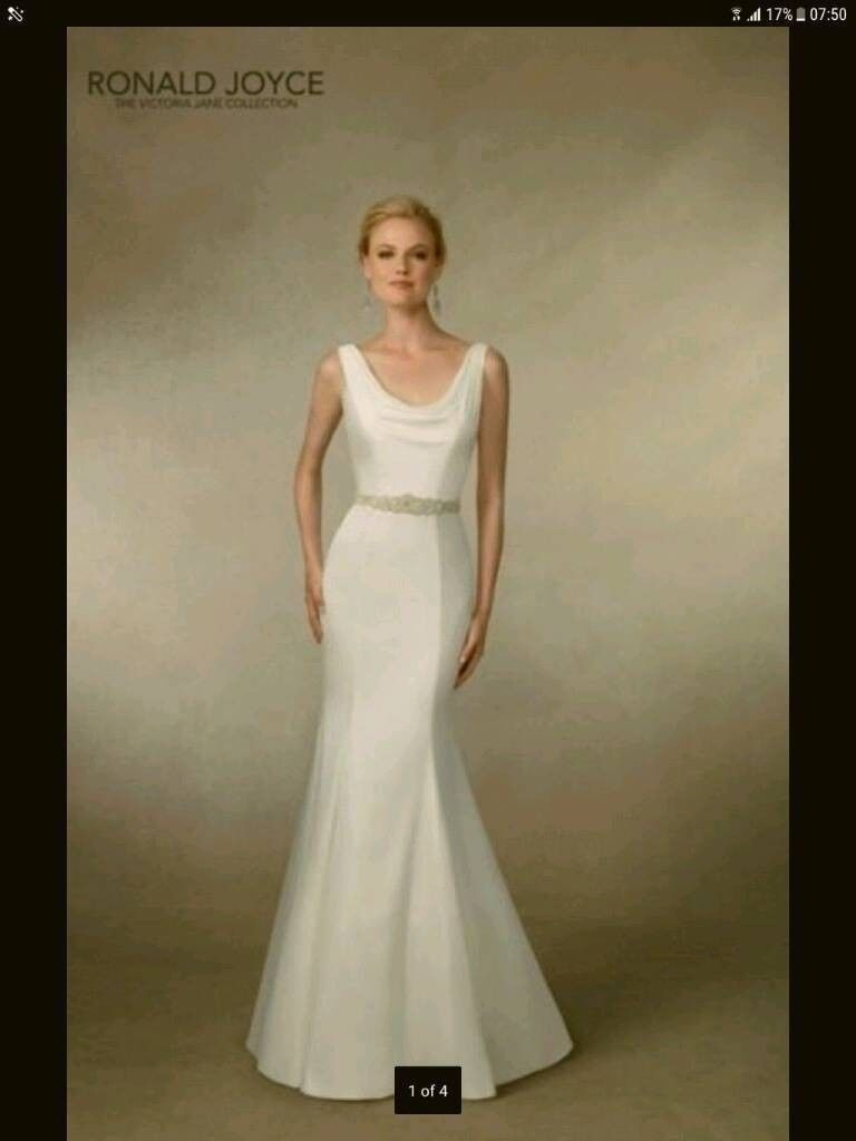 Ronald Joyce Wedding Dress Brand New with Tags | in Dungiven, County ...