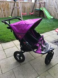 Out n bout double buggy