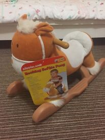 Toddler rocking horse ideal Christmas present £7 Ono
