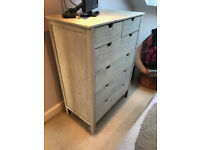 Chest of drawers, large, 6 drawers, IKEA