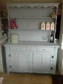Welsh Dresser, Shabby Chic