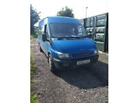 Ford transit campervan/ swap px vw caddy/berlingo