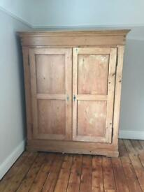 Antique Vintage Wardrobe