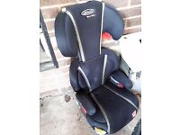 Baby car seat and booster by Graco