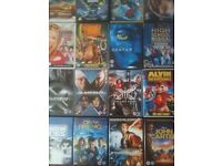 Childrens dvds. Dvd collection.