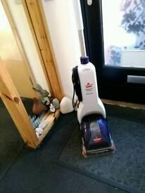 Bissell carpet washer