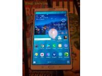 Samsung tab 2 8.4 inch unlocked mobile phone