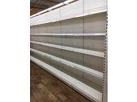 Retail shop shelving Tago/Eden retail shop shelving amazing condition