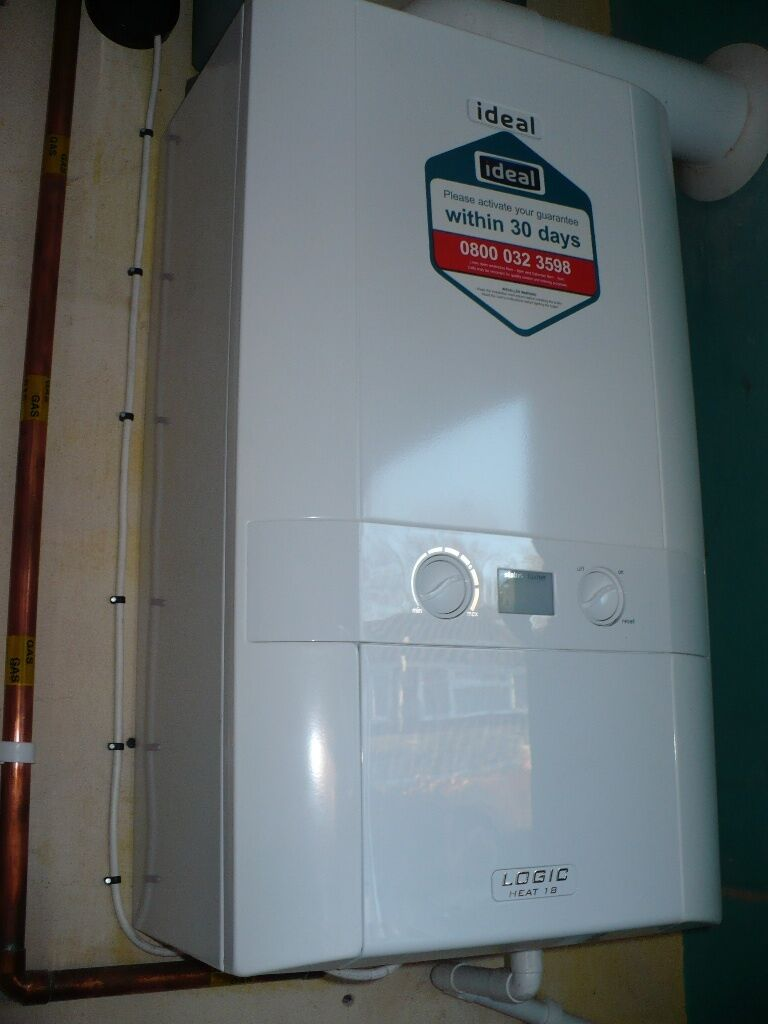 IDEAL LOGIC HEAT 18 Boiler in excellent working order! | in Stamford ...