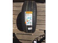 Brand new225/55/17 run flat tyre