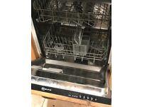 Neff intergrated dishwasher
