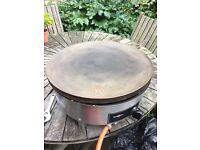 Krampouz Gas Crepe Maker