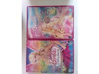 Barbie Fairy Topia and A Fairy Secret