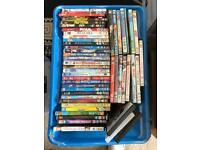 580 original dvds and boxsets