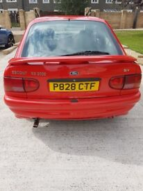 FORD ESCORT MK6 RS2000. 1 OWNER. SHOW CONDITION