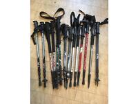 Walking / Hiking Poles For Sale, Various Brands & Prices, New & Used