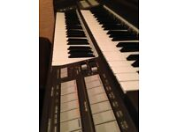 URGENT! Farfisa F350 Electric Organ