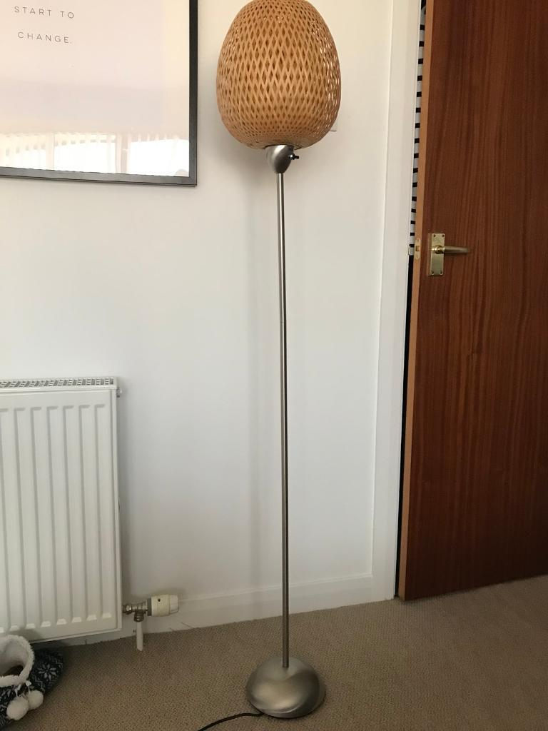 Ikea Boja Floor Lamp In Newmachar Aberdeen Gumtree