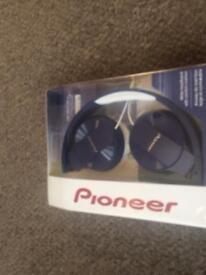 Pioneer Headphones SE-MJ503-L