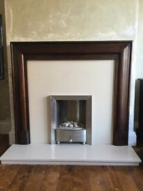 Art Deco style fireplace for sale