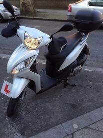 Honda NSC 110 E-E Motorcycle