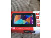 "7"" Touch Screen Android Tablet"