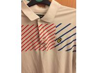 Vintage Lyle and Scott polo