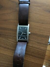 Men's Ted Baker watch