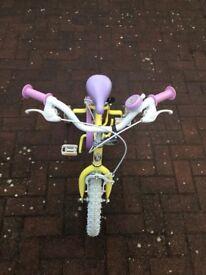 "Apollo Daisychain Girl's 12"" Bicycle"