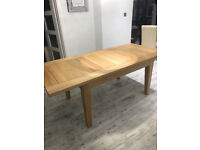 Solid Ash Dining Table