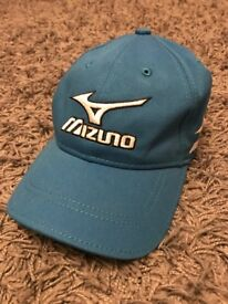 Mizuno Golf Cap Blue