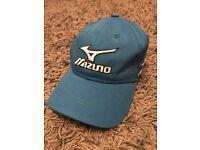 Mizuno Golf Cap Blue