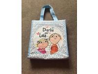 Charlie and Lola books